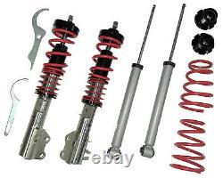 Rs Premium Rouge Série Combinés Filetés Sport Gaz Pour Opel Corsa D E Adam