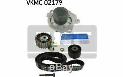 SKF Kit de distribution avec pompe à eau pour ALFA ROMEO 147 156 145 VKMC 02179
