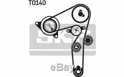 SKF Kit de distribution avec pompe à eau pour ALFA ROMEO 156 166 VKMC 02176