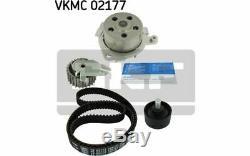 SKF Kit de distribution avec pompe à eau pour FIAT BARCHETTA VKMC 02177