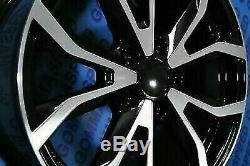 Set 4 Jantes en Alliage S1 Bp 16 5x98 pour Alfa 147 156 Fiat 500L Type Opel