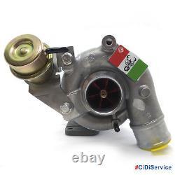 Set Renforcement Turbo TD04 SFM230 Scorpio Fiat Abarth 500 1.4 Jet+ 235 Cv