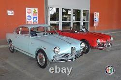 Tôle de Plancher Base Alfa Romeo 750/101 Giulietta Giulia 54-64 à Gauche