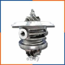 Turbo CHRA Cartouche pour Fiat Brava (182) 1.9 Jtd 100 cv 7777690, 028145701L