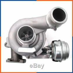 Turbo Charger pour ALFA ROMEO 147 1.9 JTD 115 cv 46779032, 46786078, 55191596