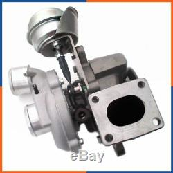 Turbo turbocompresseur pour FIAT STILO 1.9 JTD 115 cv 712766-6 712766-7 71723495
