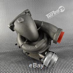 Turbocompresseur Alfa Romeo 159 Brera Fiat Croma 2.4 JTDM MultiJet 55208456