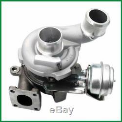 Turbocompresseur pour ALFA ROMEO, FIAT 1.9 JTD 712766-6, 712766-7, 712766-8