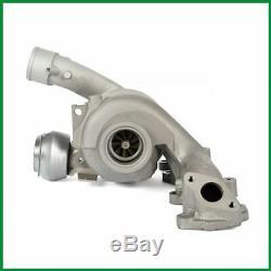 Turbocompresseur pour ALFA ROMEO, FIAT, SUZUKI 1.9 JTDM 130 cv 760822-0001
