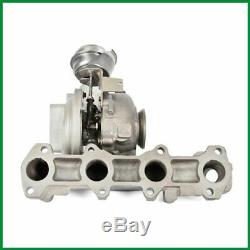 Turbocompresseur pour ALFA ROMEO, FIAT, SUZUKI 1.9 JTDM 130 cv 767837-0002