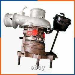 Turbocompresseur pour FIAT 55208528, 55212916, 55218934, 55222014, 55248309