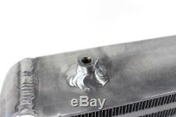 Universel Intercooler Typ11 600mm x 300mm x 76mm Inter Cooler Admission de Turbo