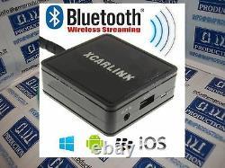 Xcarlink Mains-Libres BT Bluetooth Audiostreaming Fiat Alfa Lancia De Bosch
